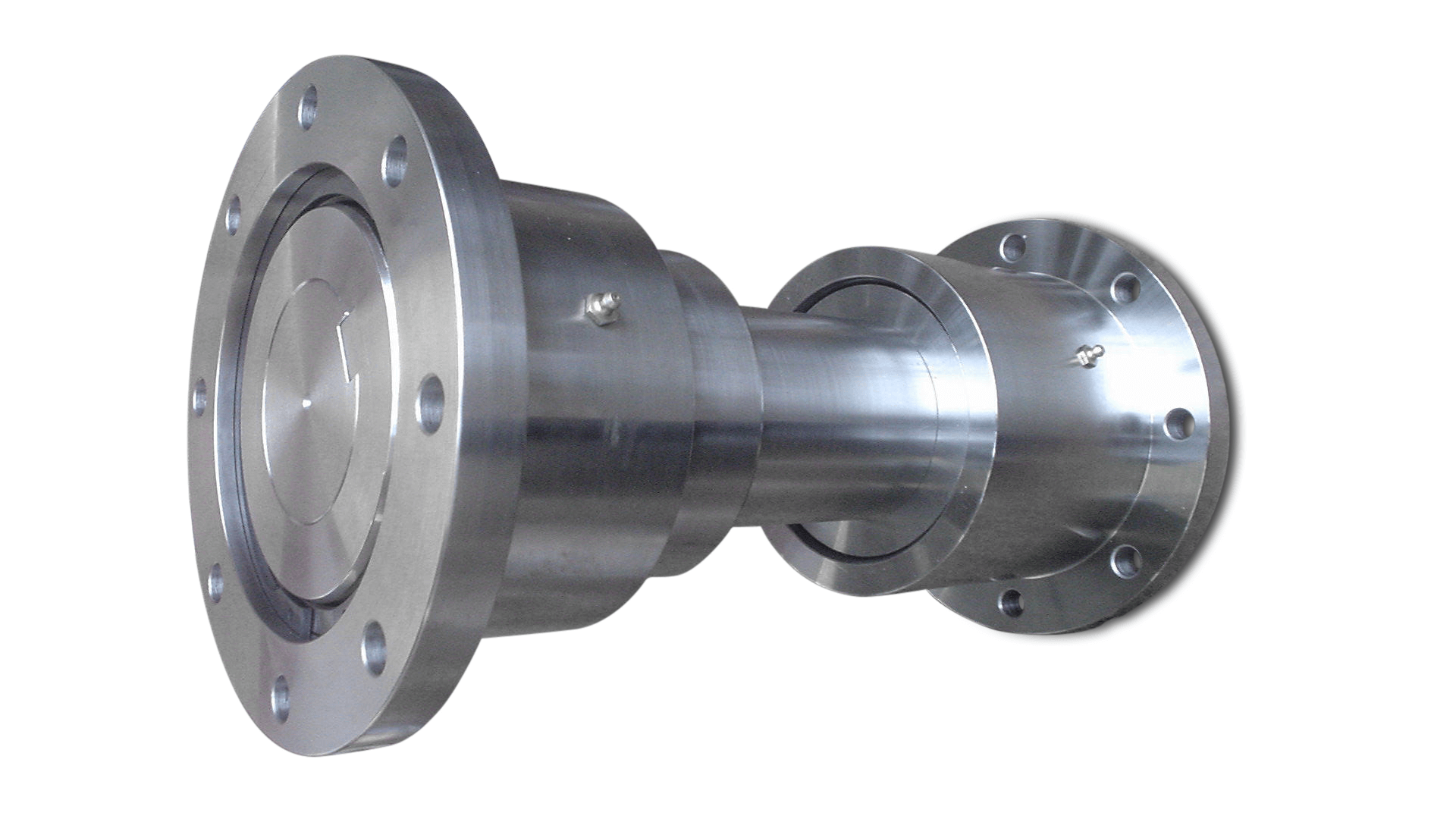Axial Travel Type Gear Coupling